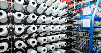 Textile industry – Weaving and warping