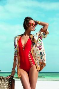 Al giyen alınır demiş atalarımız :) Kırmızı renginin muhteşemliği şimdide beach modası kesinlikle kaçırmayın derim eğer mayokinide sevmezseniz başka bir aksesuarınızda mutlaka kullanmalısınız.