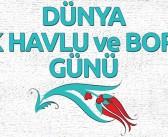 5. Dünya Türk, Havlu ve Bornoz Günü'ne Hazır Mısınız?