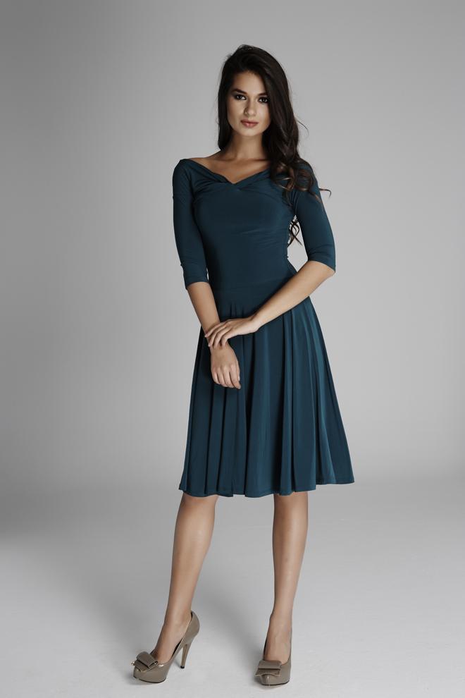 13k020sax-omuz-detayli-elbise-75-37-b