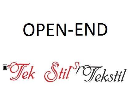 Open End Kumaş Fiyatları